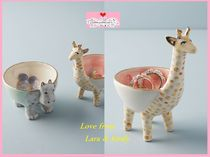 18SS☆最安値保証*関送料込【Anthro】Sweet Safari Trinket Dish