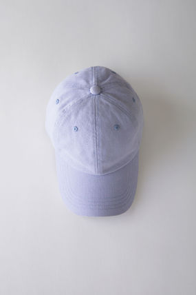 Acne キャップ 【18SS NEW】 Acne Studios_men / Carliy twill as lilac /(8)