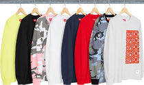Supreme SS 18 Week 2 Stacked L/S Top