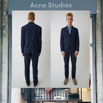 【18SS NEW】 Acne Studios_men / Antibes gw co clay navy/