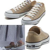 CONVERSE(コンバース) スニーカー 限定★CHUCK TAYLOR/CANVAS ALL STAR COLORS OX/オールスターOX