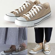 限定★CHUCK TAYLOR/CANVAS ALL STAR COLORS OX/オールスターOX