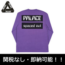 即納国内発 PalaceSkateboards P-MOON LONGSLEEVE ロンT パレス