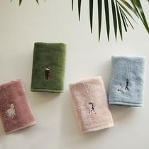 【Dailylike】 Embroidery towel