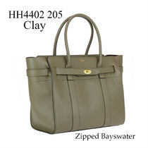 Mulberry★Zipped Bayswater HH4402 205 Clay 関税/送料込