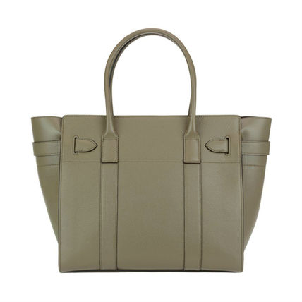 Mulberry トートバッグ Mulberry★Zipped Bayswater HH4402 205 Clay 関税/送料込(5)