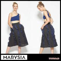 大人気☆Marysia Swim☆OXFORD SKIRT ブラック