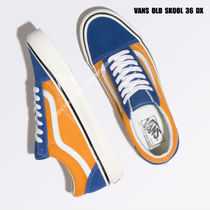 VANS★OLD SKOOL 36 DX★ANAHEIM FACTORY★バイカラー