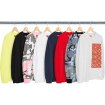 ☆Supreme☆ Stacked L/S Top