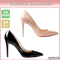 18SS★送料込【Christian Louboutin】Pigalle Follies パンプス