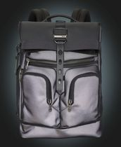 Tumi ★ Alpha Bravo London Roll Top Backpack