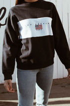 ★US限定★ Brandy Melville/ERICA LOS ANGELES 1984 EMBROIDERY