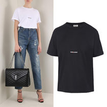 Saint Laurent 「SAINT LAURENT」 半袖Tシャツ 460876YB2DQ
