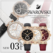 VIP価格【SWAROVSKI】ERA JOURNEY ウォッチ 38x38mm