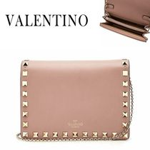 VALENTINO/正規品/EMS送料込み Rock Stud Mini Shoulder Bag