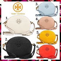 新作セール Tory Burch ミニショルダー McGraw Round Cross Body