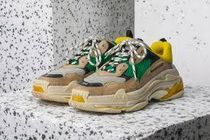 【関税・送料込み】Balenciaga Triple S Trainer 'Yellow Green'