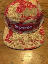 18SS Supreme Washed Chino Twill Camp Cap 送料無料