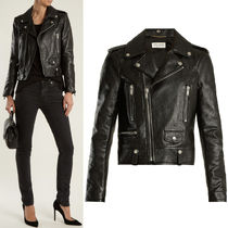 18SS WSL1191 CLASSIC MOTORCYCLE JACKET IN GRAINED CALF