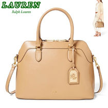 期間限定セール! Ralph Lauren Nora Medium Satchel