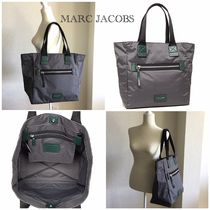 MARC JACOBS(マークジェイコブス) トートバッグ 【Marc Jacobs】Nylon Biker NS Tote☆☆ユニセックス☆関送込