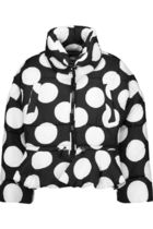 MSGM Polka-dot quilted shell  ジャケット セール