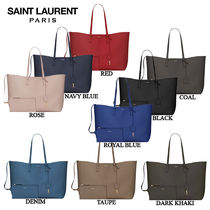 【正規品保証】SAINT LAURENT★18春夏★SHOPPING TOTE BAG