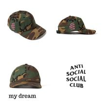 即発★ANTI SOCIAL SOCIAL CLUB ★Wine Cap
