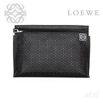 LOEWE★ロエベ T Pouch Repeat Black