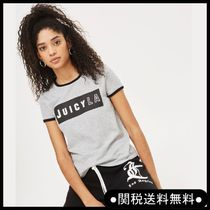 """UK話題沸騰中!Juicy by Juicy Couturey""""ロゴTシャツ18SS新作"""
