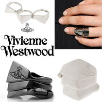 ◆VivienneWestwood◆2WAY!!ミニアーマー♪Knuckleduster Ring