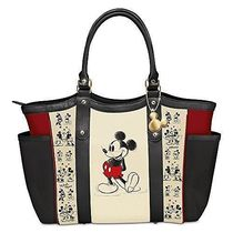 【Bradford Exchange】Disney Mickey Mouse And Minnie Mouse