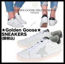 ★EMS発送/関税込★GOLDEN GOOSE★SUPER STAR スニーカー