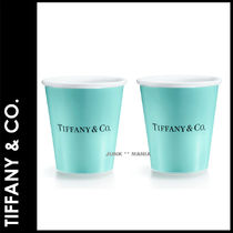 ★3-7日着/追跡&関税込【TIFFANY & CO】Bone China Paper Cup