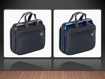 RIMOWA Lufthansa Bolero** laptop bag*ブル- &アメジスト