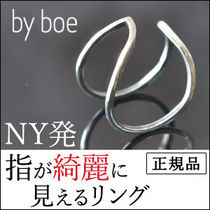 【by boe】ELLIPSE CAGE RING ラージ