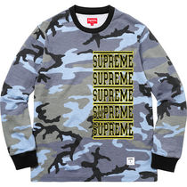 Supreme Stacked L/S Top