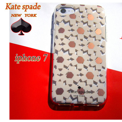 kate spade new york iPhone・スマホケース 限定セール!kate spade Flexible Hardshell  iPhone 7case