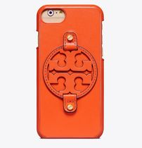 Tory Burch Leather Case for IPhone 8