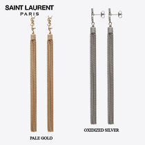 【正規品保証】SAINT LAURENT★18春夏★LOULOU EARRINGS