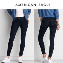 American Eagle Outfitters(アメリカンイーグル) デニム・ジーパン ☆American Eagle Outfitters☆ 3INS Denim x rinse jegg
