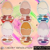 MAKEUP REVOLUTION☆I Heart Revolution アイメイク ハイライト
