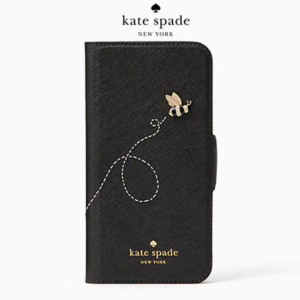 【新作】kate spade buzzworthy folio iphone 7/8 plus case