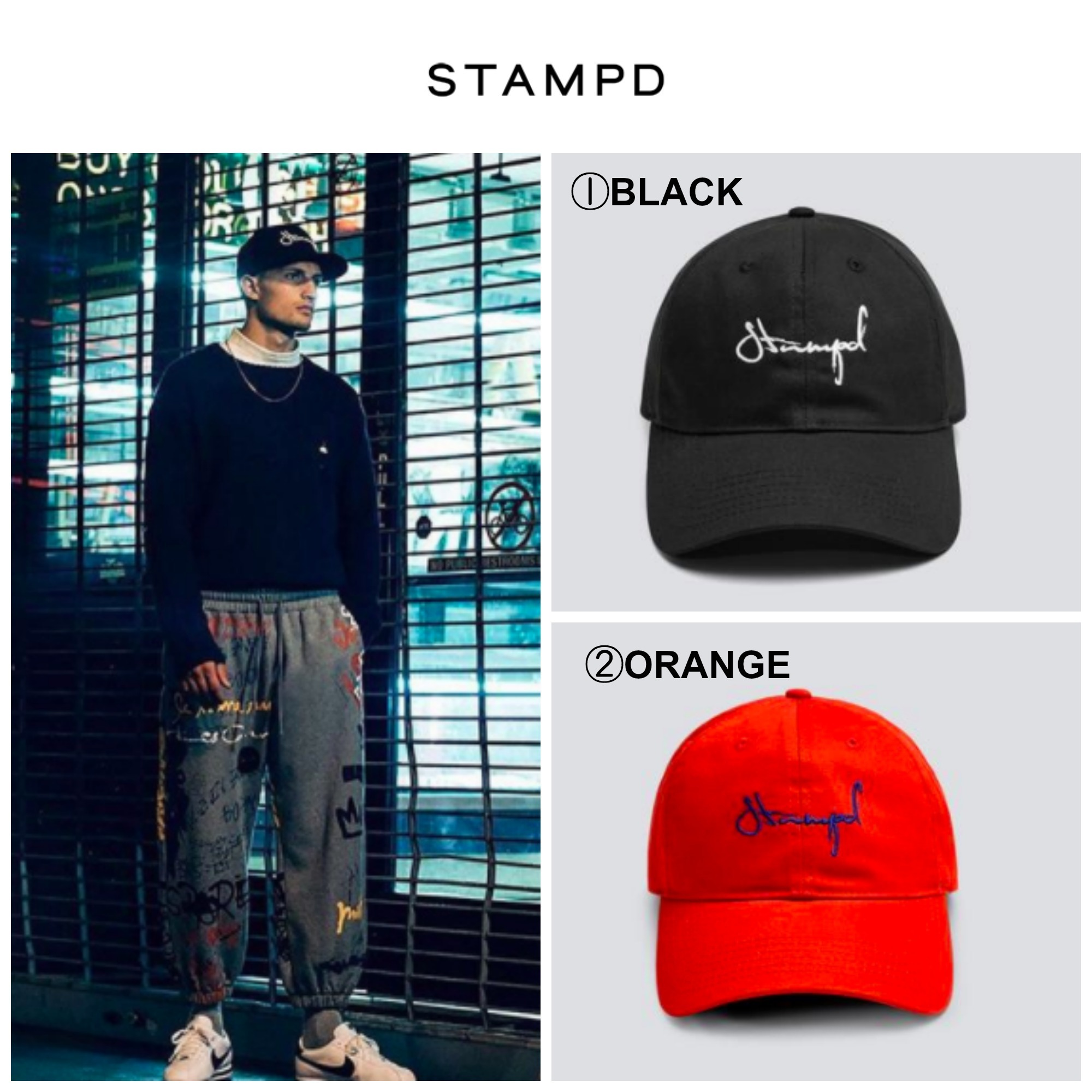 BUYMA| Stampd  LA 日本未入荷☆最新18SS☆STAMPD SCRIPT DAD HAT ... 839781cd5f8
