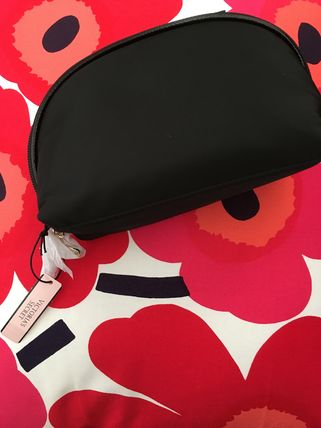 Victoria's Secret メイクポーチ Runway Patch On-The-Go Beauty Bag ヒョウ柄(4)