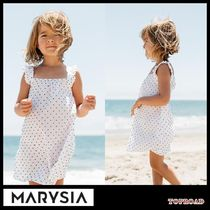 大人気☆Marysia Swim☆BUMBY PINAFORE DRESS ホワイト