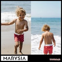 大人気☆Marysia Swim☆BUMBY BOY SHORTS レッド