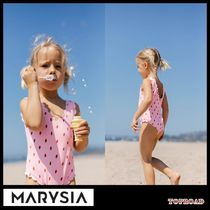 大人気☆Marysia Swim☆BUMBY V NECK MAILLOT ピンク