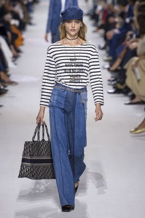 Dior Tシャツ・カットソー 2018 RUNWAY DIORを絶対入手★Why Have There Been No Great....(3)