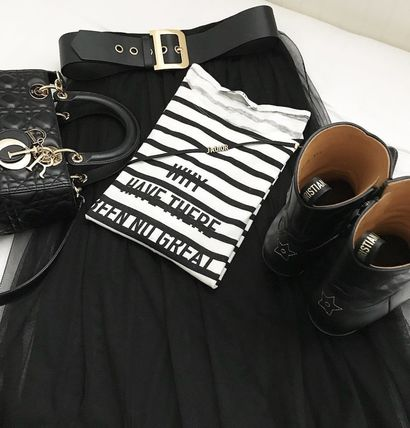 Dior Tシャツ・カットソー 2018 RUNWAY DIORを絶対入手★Why Have There Been No Great....(8)